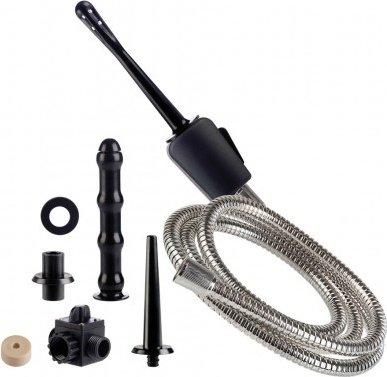 Система colt advanced shower shot для гигиенического душа со шлангом дляводопровода и со сьемными на