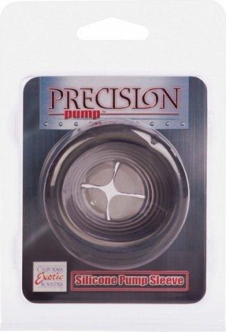 Насадка на помпу precision pump silicone pump sleeve, прозрачная, фото 3