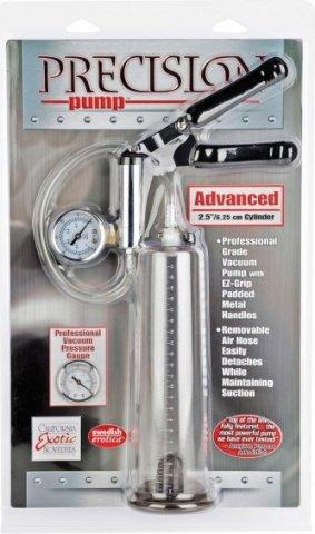 ��������� ����� Precision pump Advanced 2, ���� 3