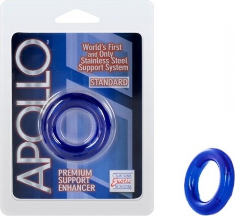 Кольцо apollo premium support enhancers - standard blue1386-20cdse, фото 3