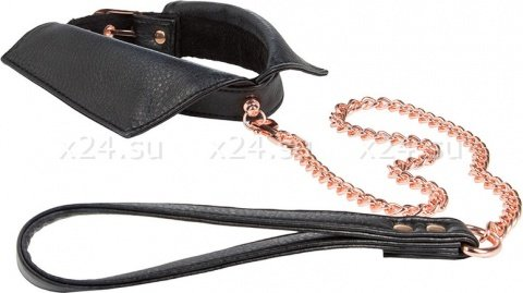 �������-���������� Entice Chelsea Collar with Leash � ��������-����� ������