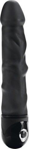 Вибратор bendie power stud curvy rod black 0837-05bxse 16 см, фото 2