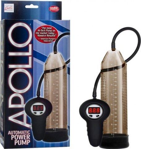 Большая автоматическая вакуумная помпа apollo, фото 4