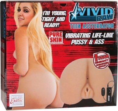 ����������� ������������ Vivid Raw Teen Assterbator � ��������� �������� 25 ��, ���� 2