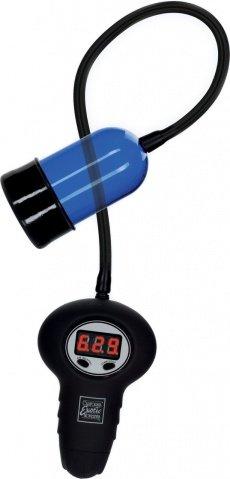 Помпа для головки Automatic Head автоматическая голубая