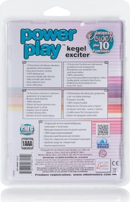 �����-���� Power play kegel exciter �������, ���� 3