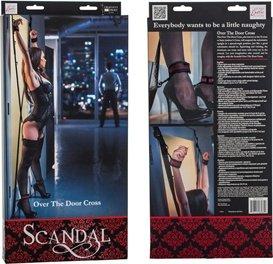 �������� �� ����� Scandal Over The Door Cross, ���� 3