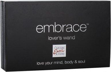 Мощный перезаряжаемый вибратор Embrace Lover's Wand (30 режимов), фото 6