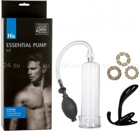 Набор для мужчин His Essential Pump Kit, фото 2