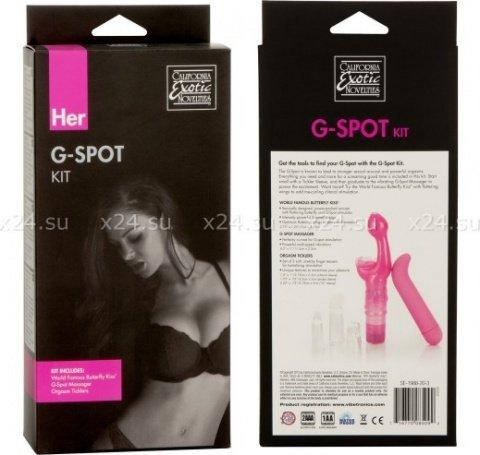 Набор для G-стимуляции Hers G-Spot Kit, фото 3