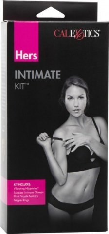 Женский набор для стимуляции сосков Hers Intimate Kit, фото 5