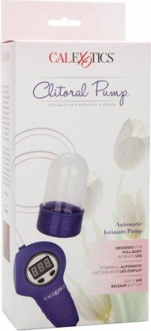 Автоматическая вакуумная помпа Clitoral Pump Automatic Intimate Pump, фото 4