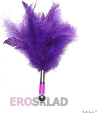Перышко tantra (lelo), цвет фиолетовый, фото 3