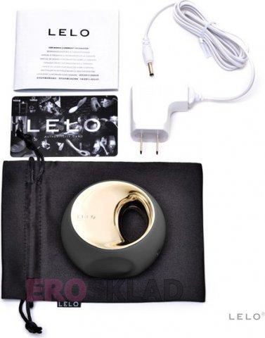 Оральный симулятор Lelo Ora, цвет Черный, фото 3