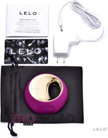 Оральный симулятор Lelo Ora, цвет Черный, фото 7