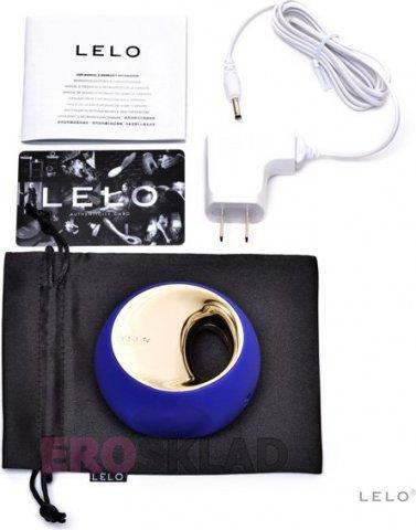 Оральный симулятор Lelo Ora, цвет Черный, фото 9