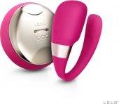 3 Вибромассажер для пар с ДУ, розовый | Lelo - шведские игрушки | Интернет секс шоп Мир Оргазма
