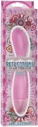 Reflections glass vibrator - dream