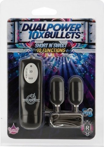 ��� �����-���� Dual Power Bullets ��� ������� ���������� (10 �������), ���� 2