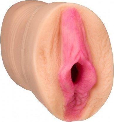 Вагина-мастурбатор в пластиковом футляре Milf in a Box Julia Ann, фото 3