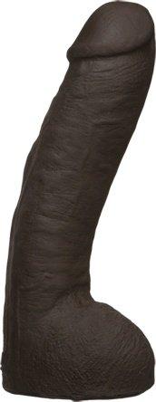 Гигантская насадка-фаллоимитатор из ur3 hung 31 см, фото 4