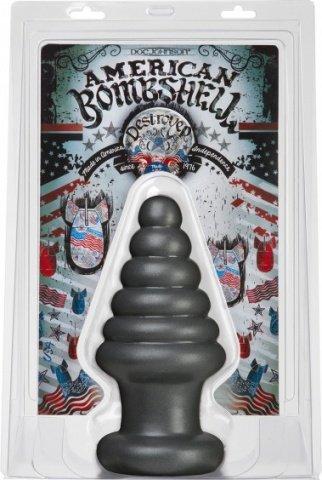 Анальная пробка Bombshell Destroyer, фото 2