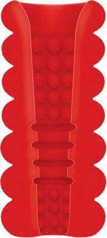 Мастурбатор Mood Thrill в Orange красный, фото 2