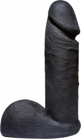 Насадка фаллоимитатор черная 6 Vac-U-Lock CodeBlack