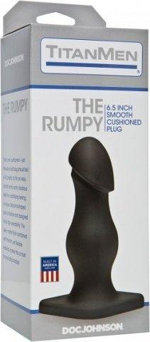Анальная пробка TitanMen - The Rumpy, фото 4