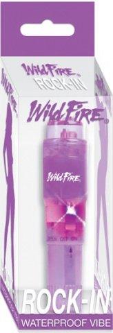 Водонепроницаемый вибратор, цвет Фиолетовый