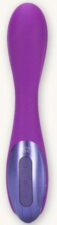 Вибромассажер UltraZoneВ Infinity 6x перезаряжаемый фиолетовый