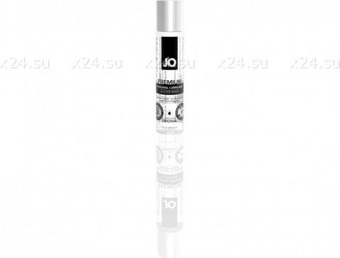 Лубрикант на силиконовой основе JO Premium (30 мл)