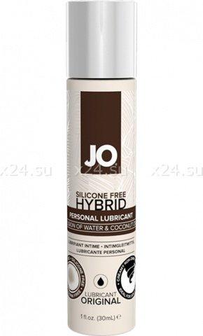 Лубрикант на водной основе hybrid lubricant original (30 мл)