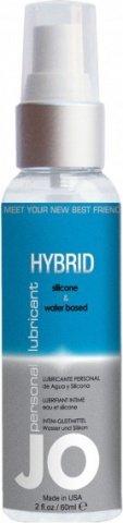 Лубрикант водно-силиконовый Hybrid Lubricant 60 мл, фото 2
