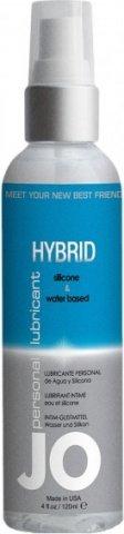 Лубрикант водно-силиконовый Hybrid Lubricant 120 мл, фото 2