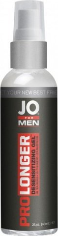 Пролонгирующий гель для мужчин / JO Prolonger Desensitizing Gel 60 мл