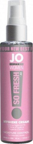 Гигиенический крем для женщин System Jo So Fresh for Women 120 мл, фото 2