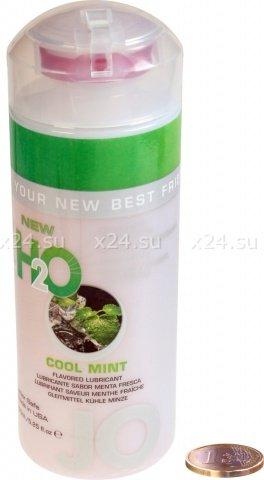 ����������������� ��������� �� ������ ������ JO Flavored Cool Mint H2O 160 ��, ���� 2