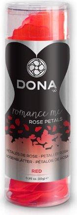 ������������ �������� dona rose petals red �������