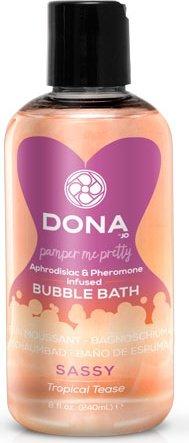 Пена для ванны Dona Bubble Bath Sassy Aroma Tropical Tease, фото 2