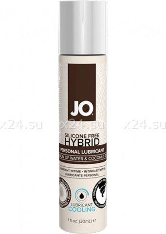 Лубрикант на водной основе с охлаждающим эффектом hybrid lubricant cooling (120 мл)