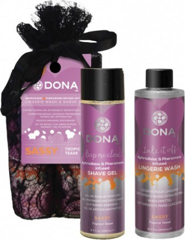 ���������� ����� dona be sexy gift set - sassy