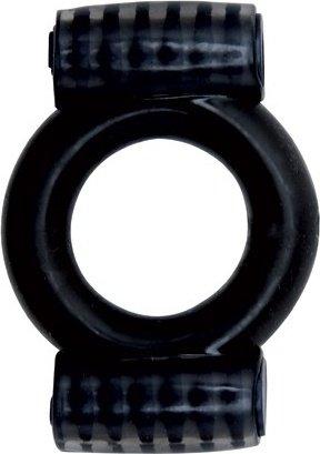 Эрекционное кольцо с вибрацией Adam Male Toys Cock Combo P. O. P