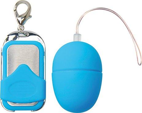������������ vibrating egg pleasure shiver small blue t4l-801012, ���� 3