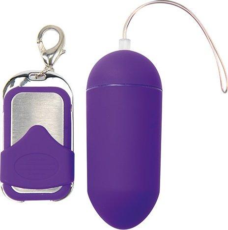 ������������ vibrating egg pleasure shiver large purple t4l-801010, ���� 3