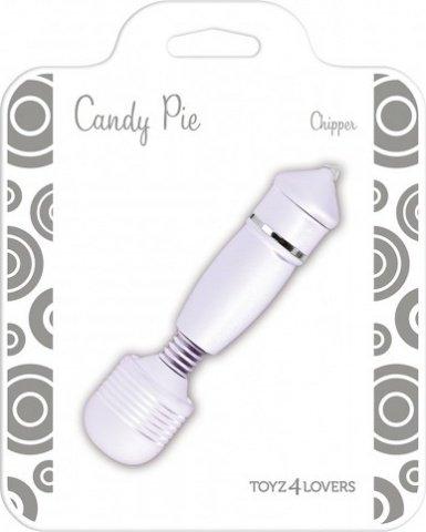 Вибромассажер candy pie chipper t4l-801286, фото 3