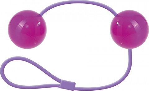 Вагинальные шарики candy balls purple t4l-00700749