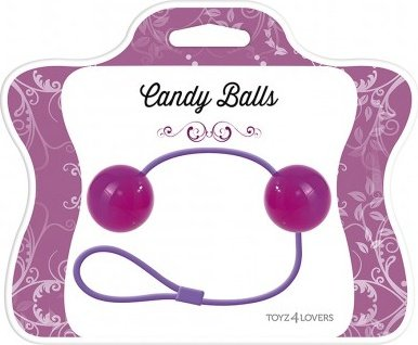 ����������� ������ candy balls purple t4l-00700749, ���� 2