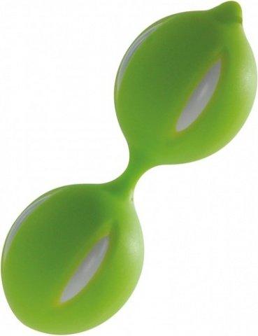 Вагинальные шарики candy balls sweety greent4l-801364