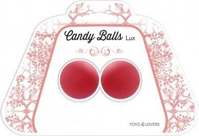 Вагинальные шарики candy balls lux pink t4l-00801368, фото 2